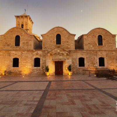 Kypr, Larnaka, kostel.sv. Lazara
