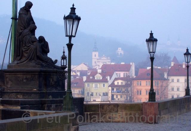 Prague – Fog