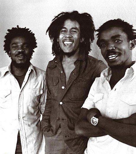 Aston y Carlton Barret formaron parte de The Wailers de Bob Marley