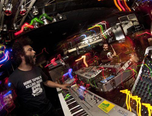 Jupiter Lion presentan su primer LP homónimo en la Entrevista Chamberga