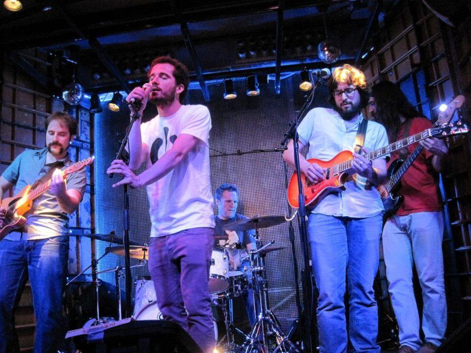 La banda toledana Dondante presentan su EP Amigo en la Entrevista Chamberga