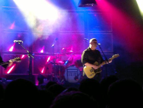 Crónica del concierto de Pixies en La Riviera de Madrid el 8/11/2013