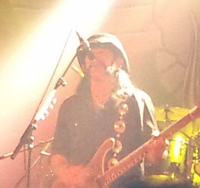 Ian Fraser Kilmister (1945-2015). Lemmy de Mortorhead