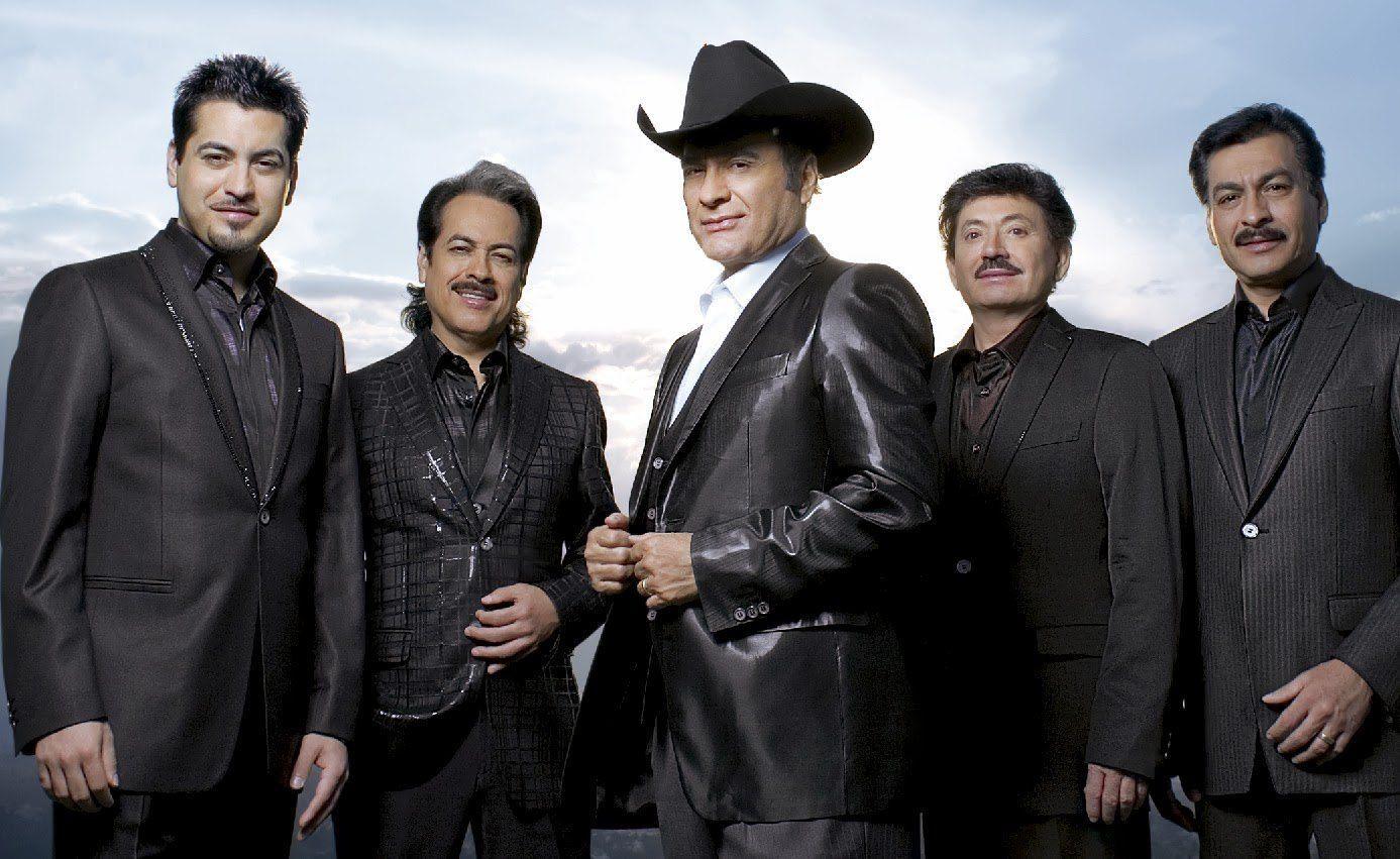 La banda mexicana Los Tigres del Norte son los Jefes de Jefes