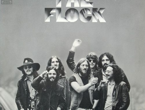 The Flock fue una banda formada en Chicago en 1966 que graba dos discos para Columbia Records