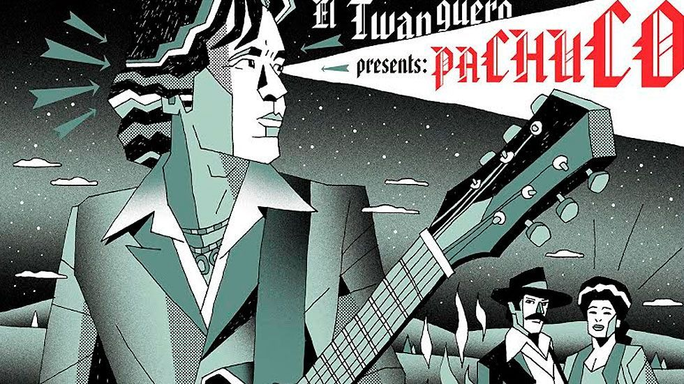Guitarras en la Sala El Sol: El Twanguero y Luke Winslow-King