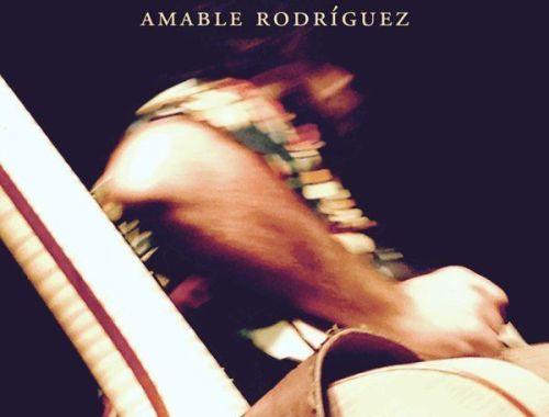 Descrito Ediciones Music nace con Rapalcuarto,el esperado primer disco de Amable Rodríguez, músico con una larga trayectoria como guitarrista, arreglista y productor.