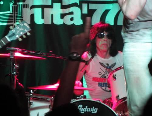 Marky Ramone Punk Rock Blitzkrieg