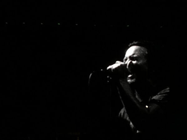 Pearl Jam en concierto en Madrid en el Madcool