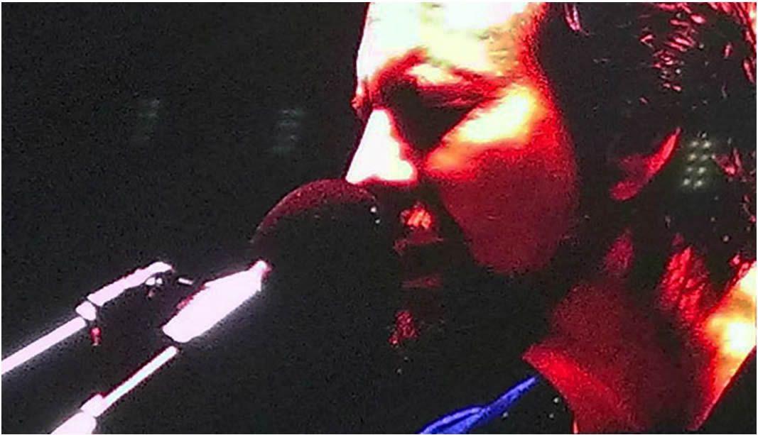 El líder de Pearl Jam en Portugal