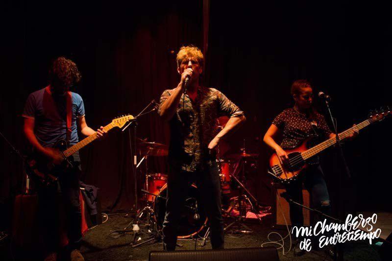 Emilia, Pardo y Bazán son una banda de Talavera de la Reina que han editado El paso honroso, Inmaculada Concepción y Ciudad de Vacaciones.