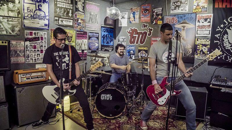 The GTO's son una bnada de punk rock muy influenciada por Ramones, Airbag, Shock Treatment.