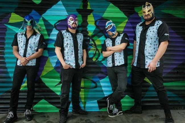 Dr Trintón la banda de surf de Ciudad de México
