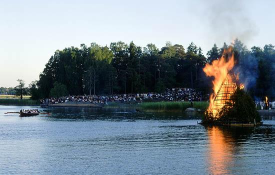 Juhannus en Finlandia (Foto de VisitFinland)