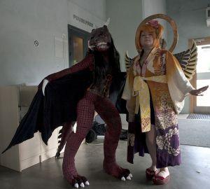 cosplay en desucon