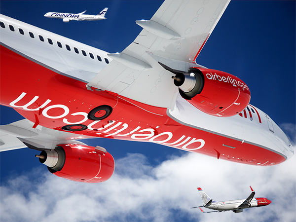 Compañías aéreas Finlandia