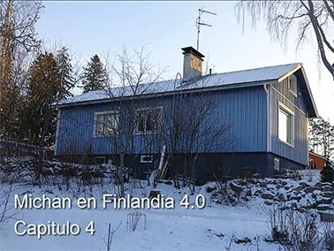 Capítulo 4 Vlog Michan en Finlandia
