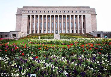 Elecciones en Finlandia