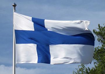 Bandera de Finlandia