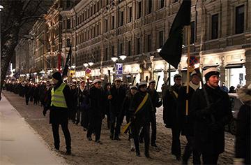 Itsenäisyyspäivä en Helsinki