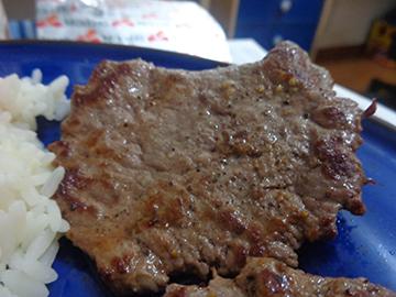 Carne de reno finlandés