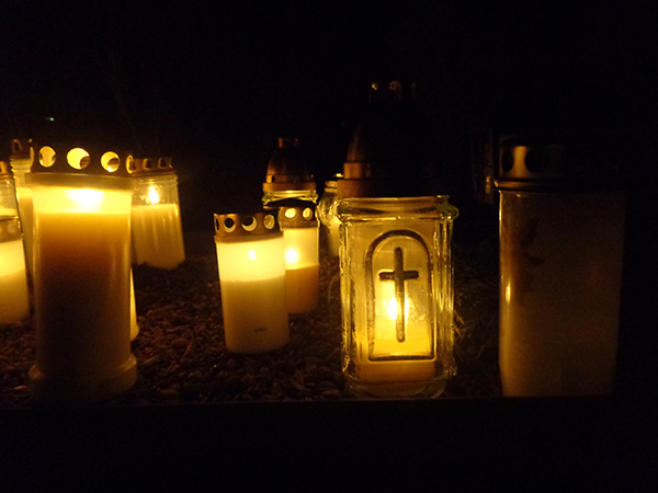 Cementerio en Finlandia