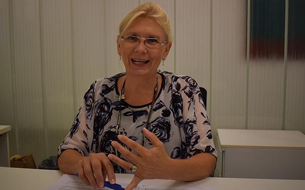 Anna Moilanen defensora del ciudadano en Palma