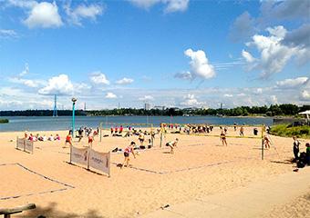 Hietaniemi, playa de Helsinki