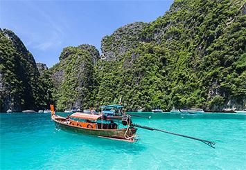 Viajar a Tailandia