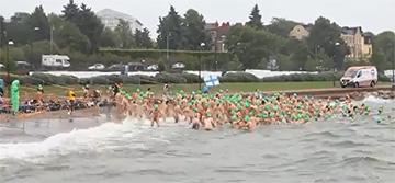 Bañarse desnudo Eiranranta
