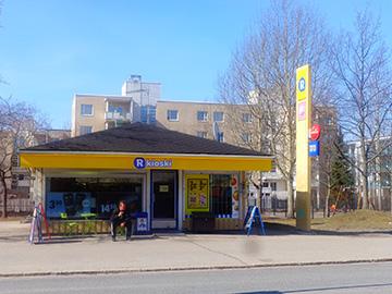 R-Kioski Korso
