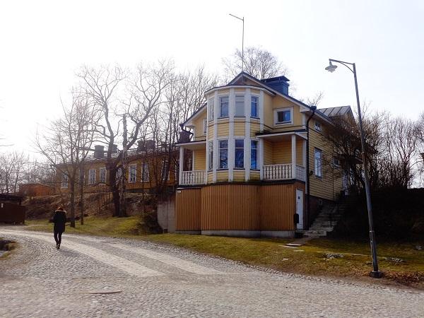 Edificio Suomenlinna