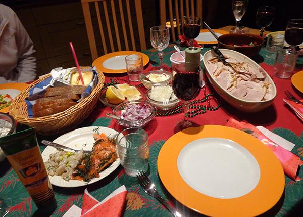 Los 'raros' horarios de los finlandeses para comer