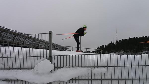 Lahti esquí