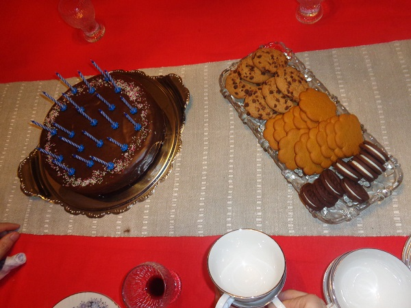 tarta galletas