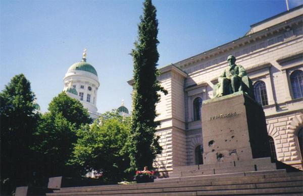 Estatua Snellman