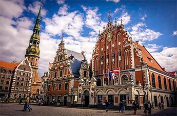 Letonia Riga alcohol