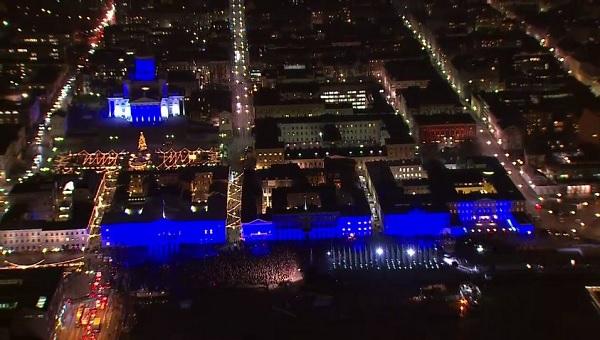 Día centenario Helsinki