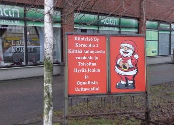 Papá Noel finlandés