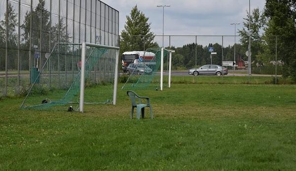 Campo fútbol Korso