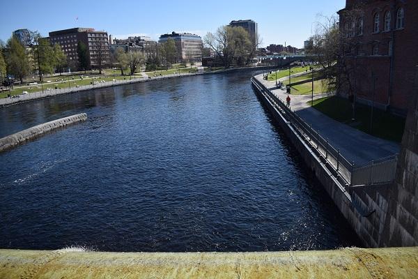 Tammerkoski río