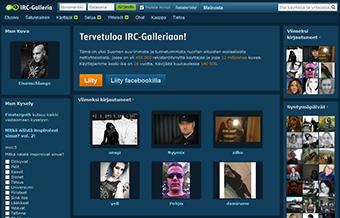 IRC-Galleria red social Finlandia