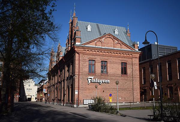 área Finlayson Tampere