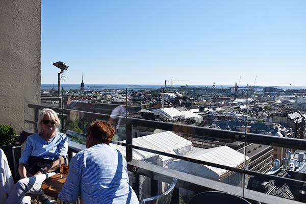 Mejores vistas Helsinki Hotel Torni