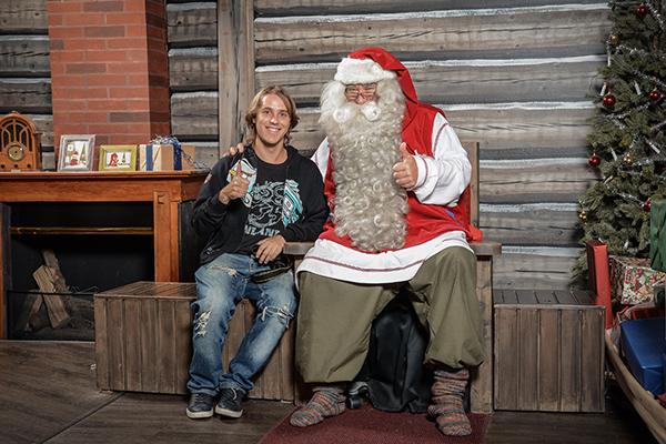 El Pueblo de Papá Noel de Rovaniemi, el lugar donde regresar a la infancia