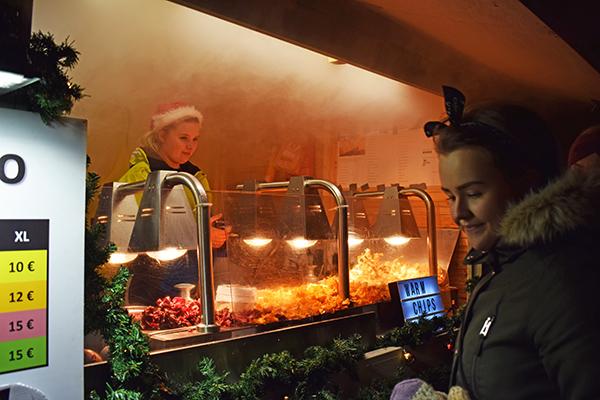 Navidad Helsinki Finlandia