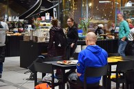 Oodi biblioteca Helsinki restaurante