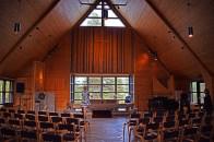 Revontulikappeli iglesia turística