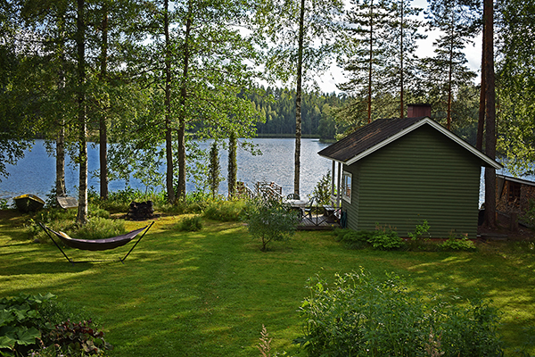 Sauna Lago Finlandia