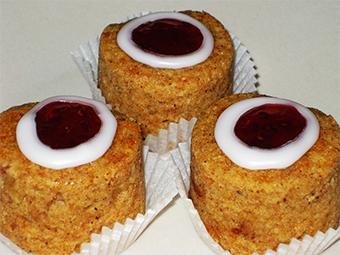Runebergintorttu dulce